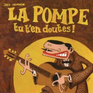 premier album La Pompe jazz manouche concert et animation