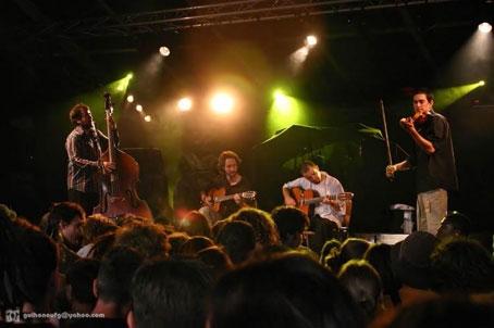 Festival Couvre feu concert