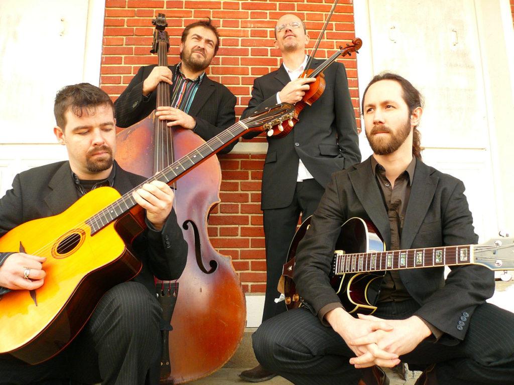 sortie album jazz La Pompe 2007