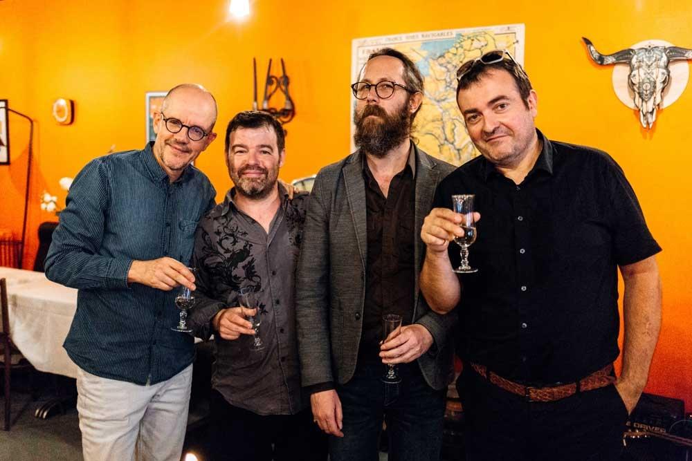 Groupe français de jazz manouche